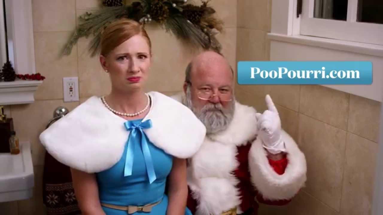 Even Santa Poops Poopourri Com Youtube