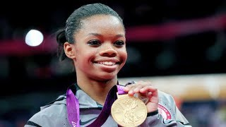 Gabby Douglas Wins All Around!