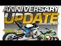Stunt Bike Freestyle Anniversary Update Gameplay FHD