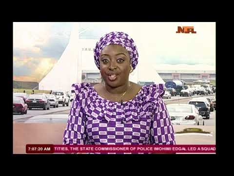 2019 Elections: Issues and Atmosphere- NTA Good Morning Nigeria 12/04/2018
