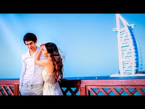 Love Story In Dubai / Мовлади и Анеля