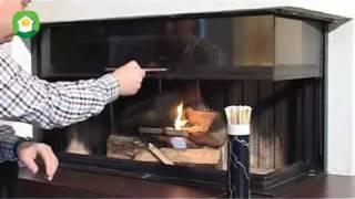 Jak i czym palić w kominku?