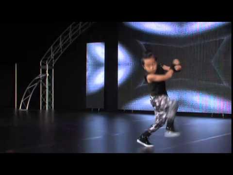 I CAN MAKE YOU FEEL - FINGAZZ | Aidan Prince | 7 yrs old | Choreographer: Anthony Lewis