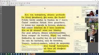 30 | Sinjoro Tadeo 4: 459-557 | Pan Tadeusz – 에스페란토 판 타데우시 4권 공부 (zoom)