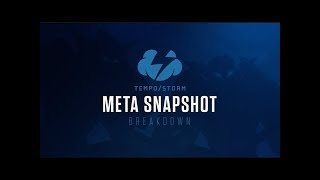 Welcome to Boomsday! Tempo Storm Hearthstone Standard Meta Snapshot breakdown