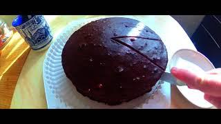 Вкусный домашний торт. Для сладкоежек!
