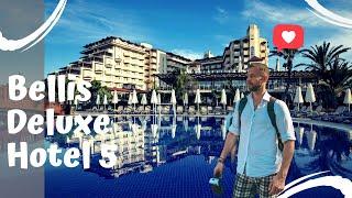 Bellis Deluxe Hotel 5 Белек Турция
