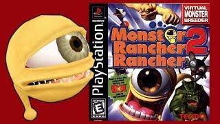 Monster Rancher Rancher 2
