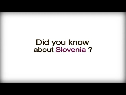 Did you know? - Slovenia - Slovenian Business Culture video