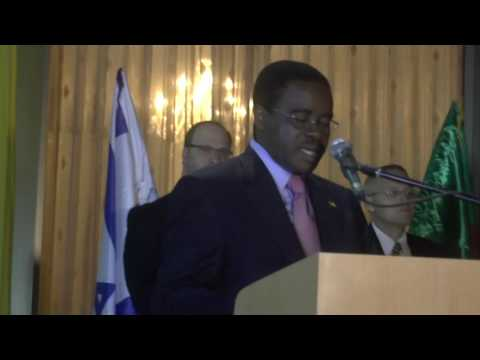 National Day Embassy of Cameroon, reception in Israel