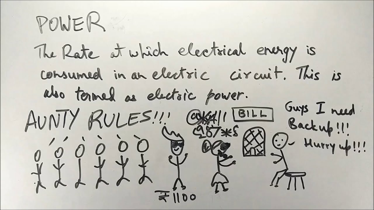 Electricity - ep07 - BKP | class 10 physics in hindi | NCERT cbse  numericals summary / explanation