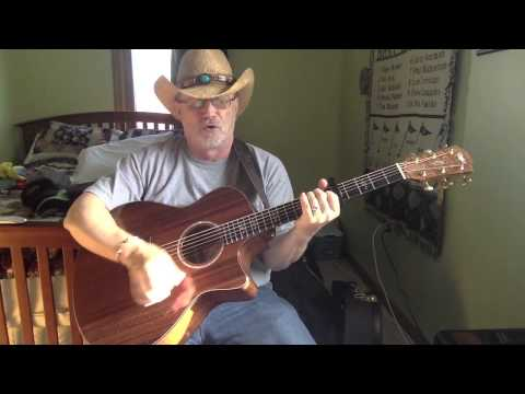 1706 -  Old Flame  - Alabama cover with guitar chords