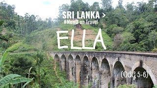 REISvlog SRI LANKA #3 | ELLA | NIEN&DEL | on Travel