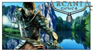 Let's Play Arcania [001] - Étienne MzA Gaming [CC]