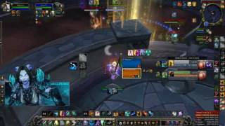 wow legion 7 1 5 arena 2v2 rsham owl vs disc mm hunt almost perfect game