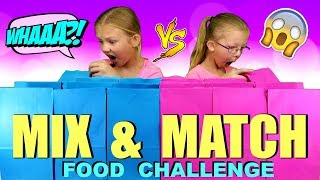 Baixar MIX AND MATCH FOOD CHALLENGE!!! - Magic Box Toys Collector