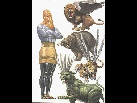 Les prophéties du livre de Daniel Chapitre 07 verset par verset