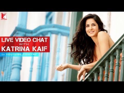 LIVE Video Chat with Katrina Kaif | Ek Tha Tiger | Salman Khan | Katrina Kaif