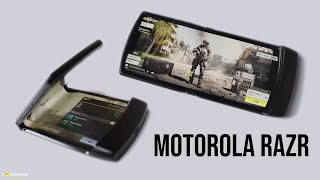 Motorola Razr Gaming!