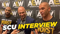 SCU On AEW Double Or Nothing And Bringing In New Talent
