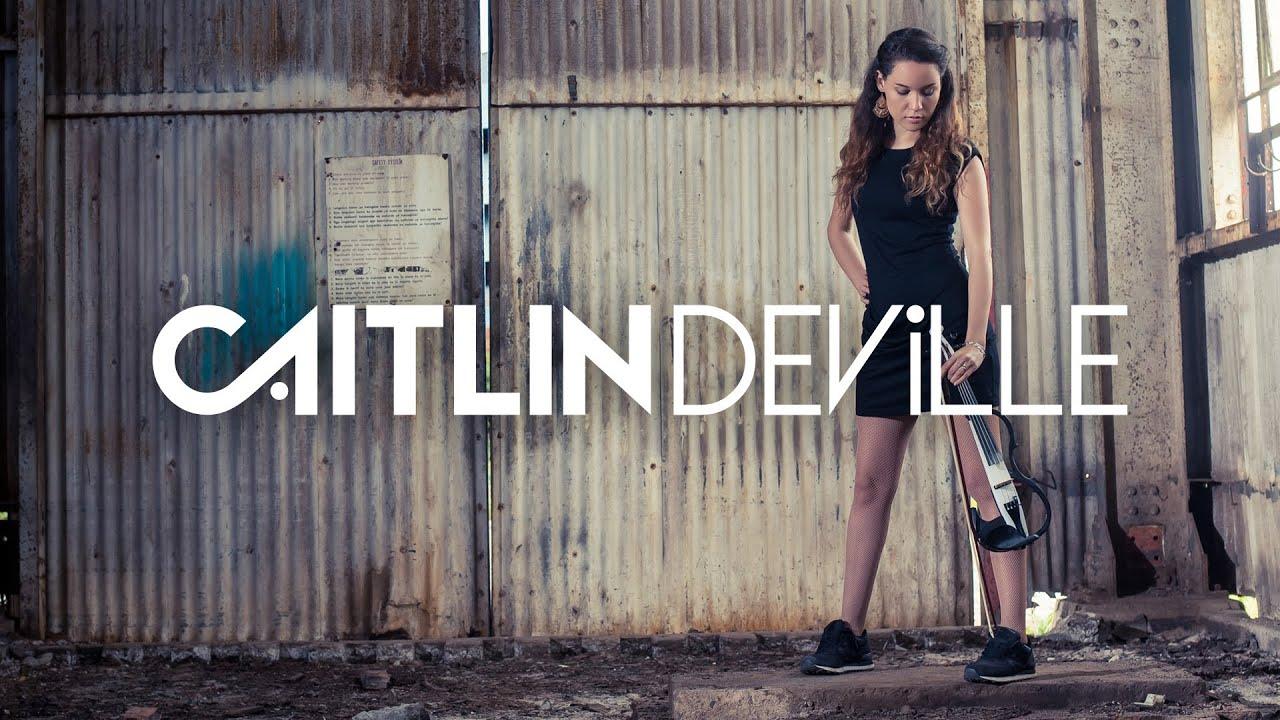 Despacito (Luis Fonsi ft  Daddy Yankee) - Electric Violin Cover | Caitlin  De Ville