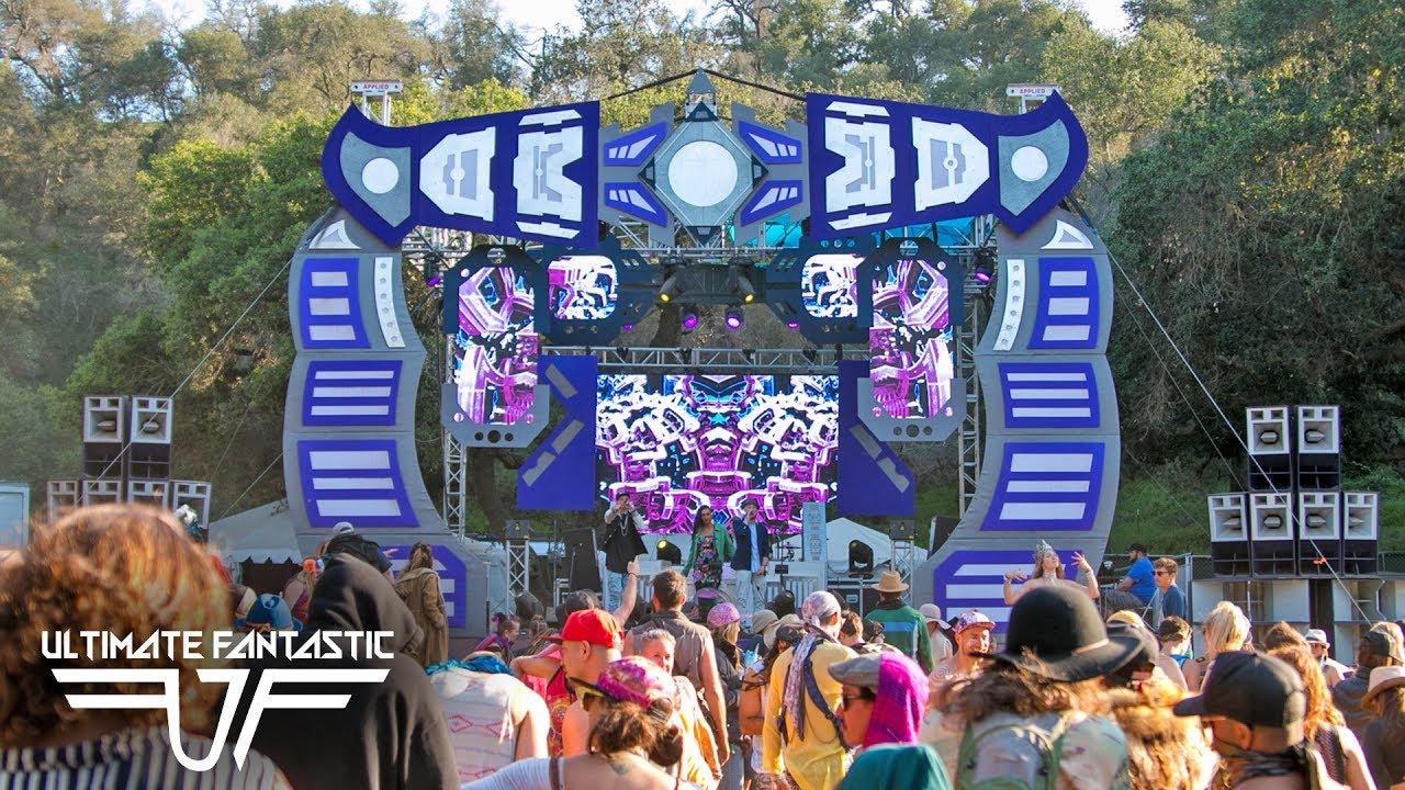 Lucidity 2017-Ultimate Fantastic Tour