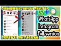 Whatsapp Seperti Tampilan Instagram Versi Terbaru
