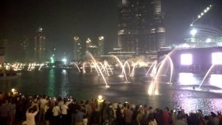 Dubai fountain - Wen Bie