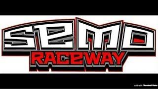 Dirt go kart racing Today we are racing at Semo Raceway in Blodgett MO