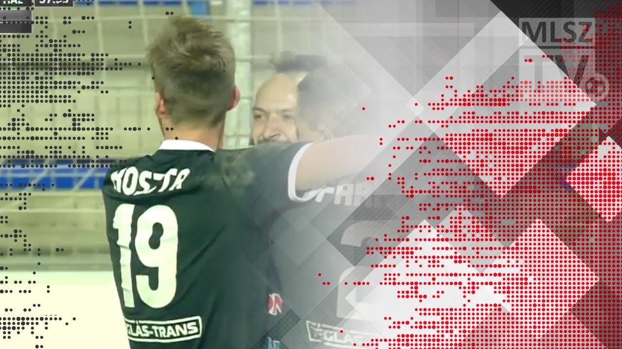 Cseri Tamás gólja a Mezőkövesd Zsóry FC - Swietelsky Haladás mérkőzésen