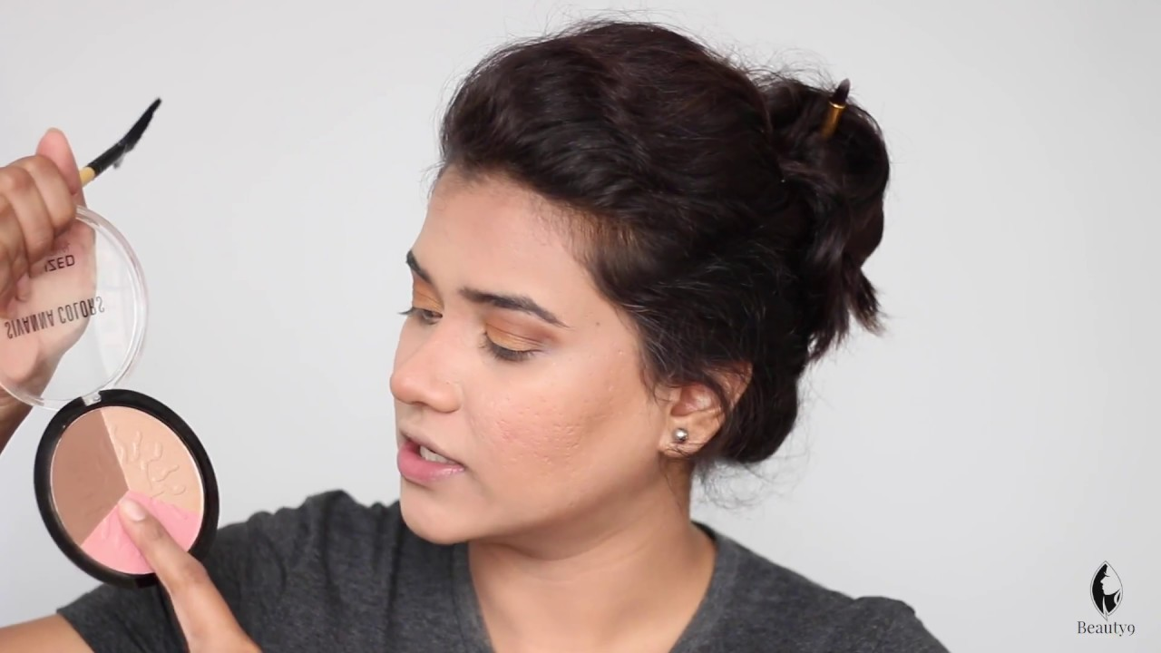 How To Do Makeup Step By Step | Makeup Tutorial (Hindi) - YouTube