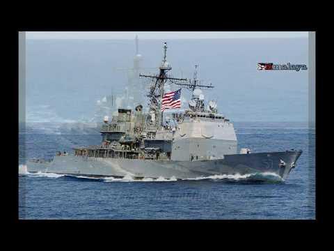 RIMPAC 2014 participating NAVAL ships