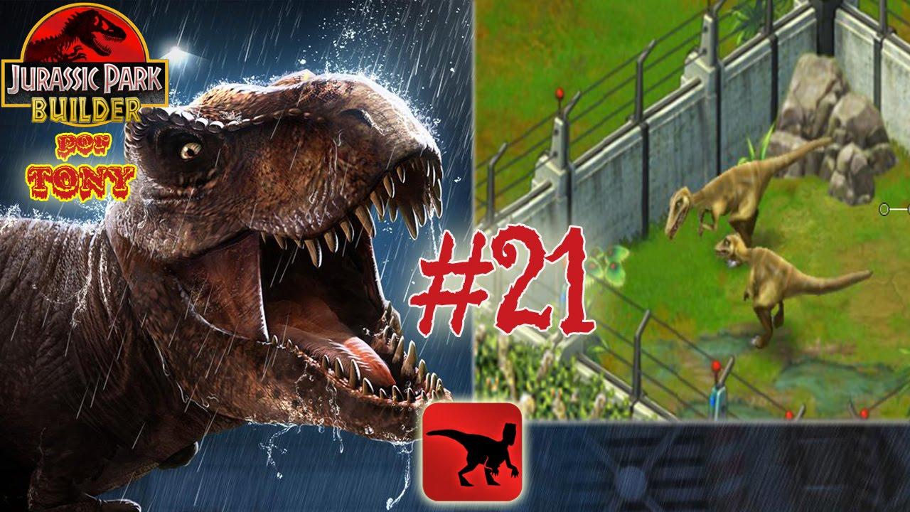 Jurassic Park Builder ...