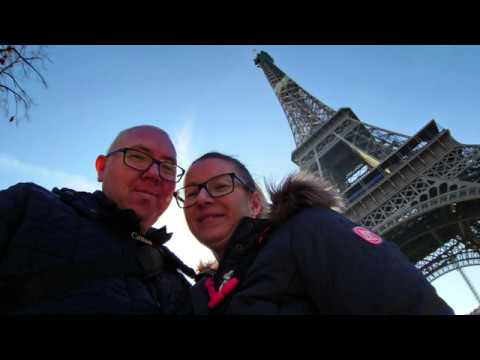 Paris Day 3   Tour Eiffel & Panoramic View In Under 14 Minutes