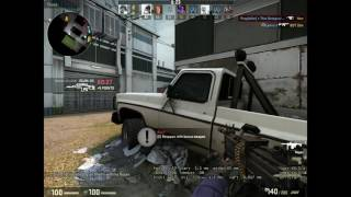 CSGO on a Ten Year Old Graphics Card (x1950xt)