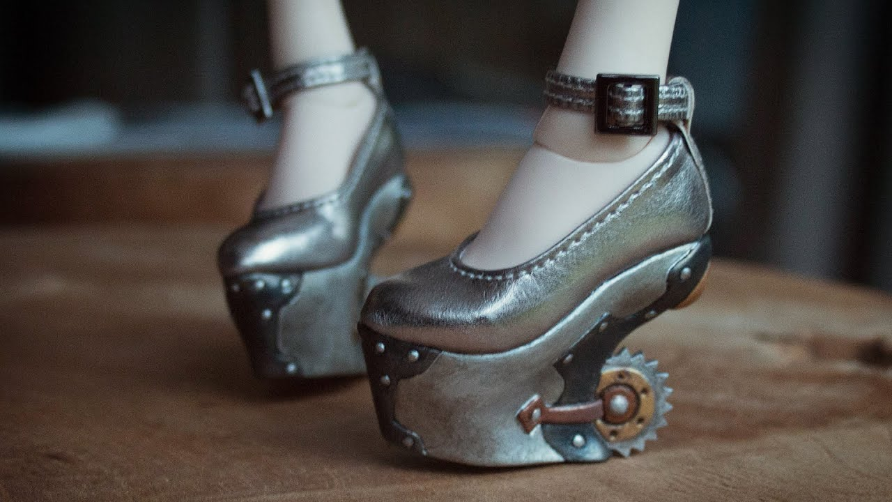 Gallery For gt Steampunk Shoes