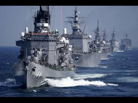 Top 10 Naval Forces in the World - 2015-2016