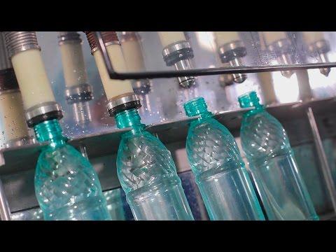Сделано в Кузбассе HD: Производство минеральной воды