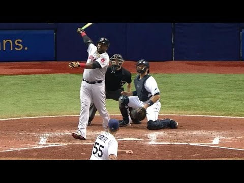 Ortiz belts his 500th career home run