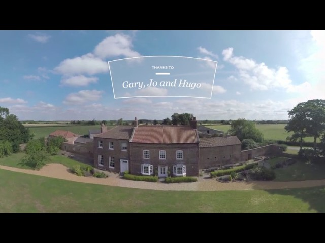 360 Virtual Reality Harrison Spinks Farm Tour
