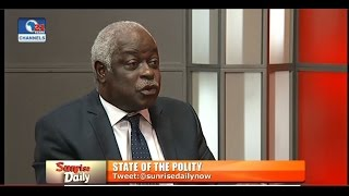 Buhari Has Not Changed, He Needs To Change - Femi Aribisala Pt 1