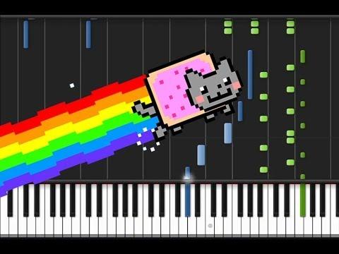 Nyan Cat - Main Theme [Original Piano Cover] (♫)