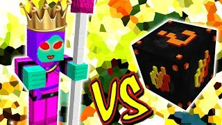 RAINHA ZUMBI VS. LUCKY BLOCK FIRE (MINECRAFT LUCKY BLOCK CHALLENGE ZOMBIE)