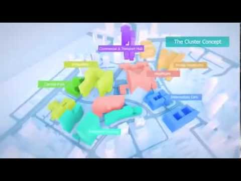 Health City Novena Masterplan