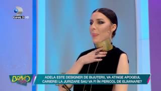 Bravo, ai stil! (08.04.2017) - Adela, aparitie SURPRINZATOARE! I-a cucerit pe jurati Video