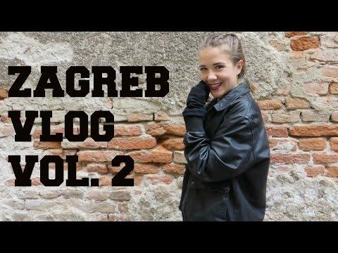Zagreb vlog vol. 2 - Debela Barbara
