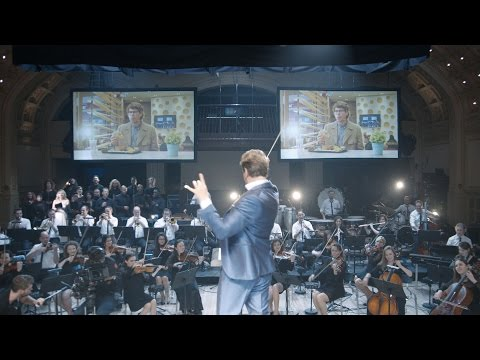 "McDonald's -- Imagine ordering a Maestro Burger and then this happens… (TV commercial 110"")"