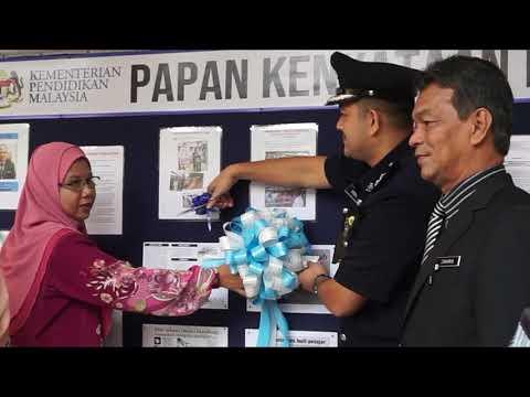 Episod 96 - JOM KE SEKOLAH | Permuafakatan KPM & PDRM
