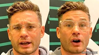 "CHRIS ALGIERI ""PACQUIAO IS A LEGEND! IF HE HITS RYAN GARCIA WITH THE LEFT IS GONNA BE A DIFF THING"""