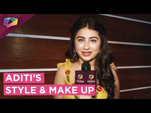 Aditi Bhatia Shares Her Style And Make Up Favourites | Exclusive